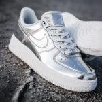 Nike Wmns Air Force 1 Low SP 'Chrome Metallic Silver'