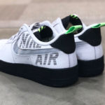 Nike Air Force 1 '07 LV8 Under Construction 'Vast Grey Electric Green'