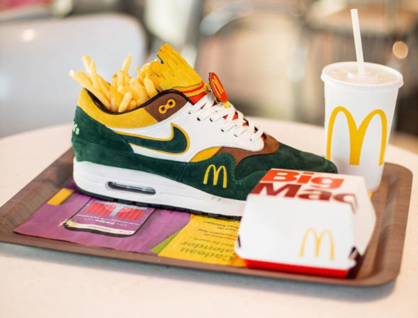 Nike Air Max 1 Handcrafted McDonald's