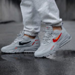 Nike Air Max 270 React 'Just Do It' Wolf Grey