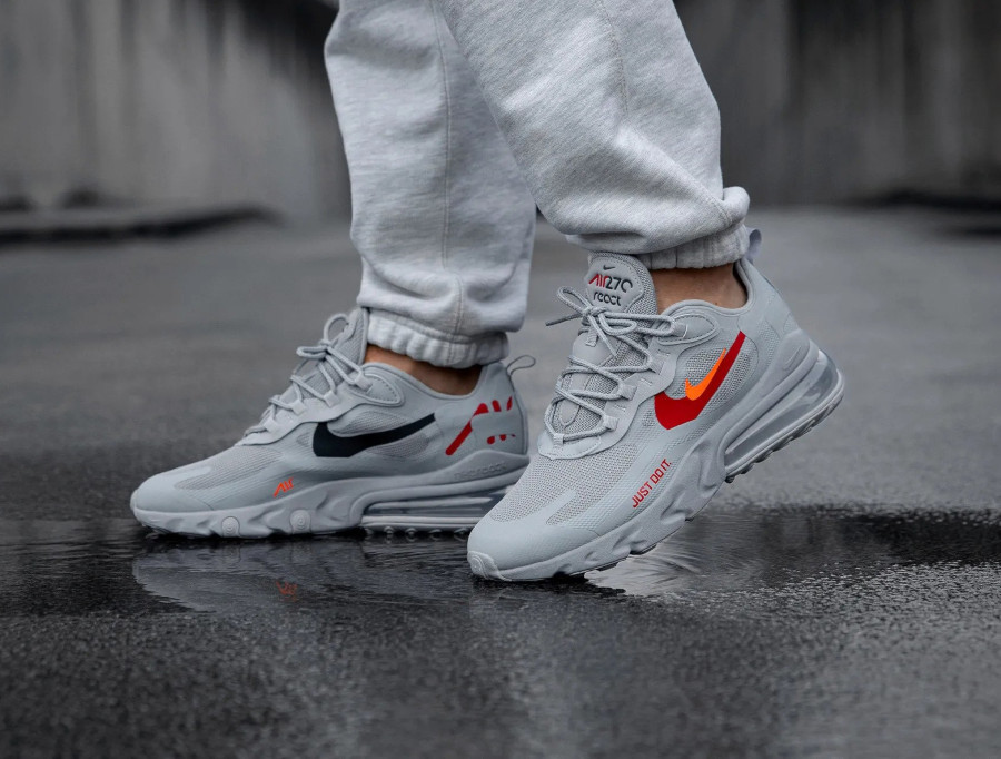 Nike Air Max 270 React Just Do It JDI CT2203-002