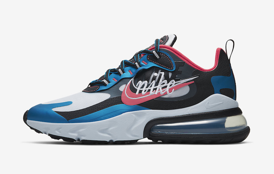 Nike Air Max 270 React 'Time Capsule Pack' (2)