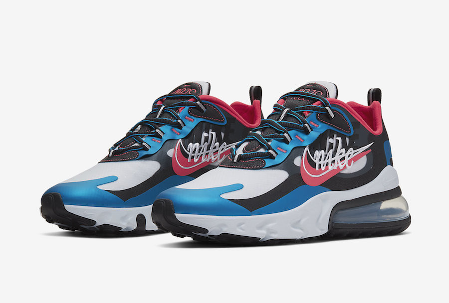 Nike Air Max 270 React 'Time Capsule Pack' (5)