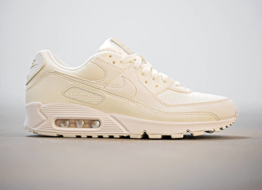 Nike Air Max 90 Recrafted CS Sail 30th Anniversary CT2007 (1)