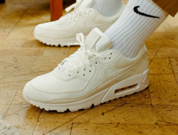 Nike Air Max 90 Recrafted CS Sail 30th Anniversary CT2007 (couv)