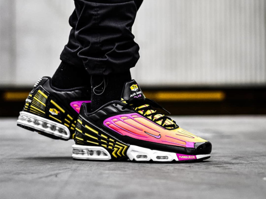 air max plus rf jaune