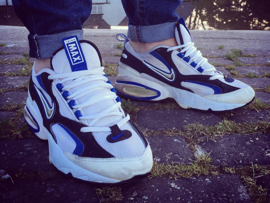Nike Air Max Triax 1997 - @pugsandkicks