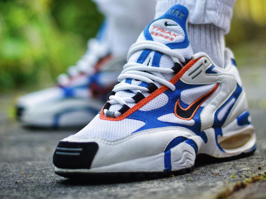 Nike Air Max Triax 4 (1997) - @pugsandkicks