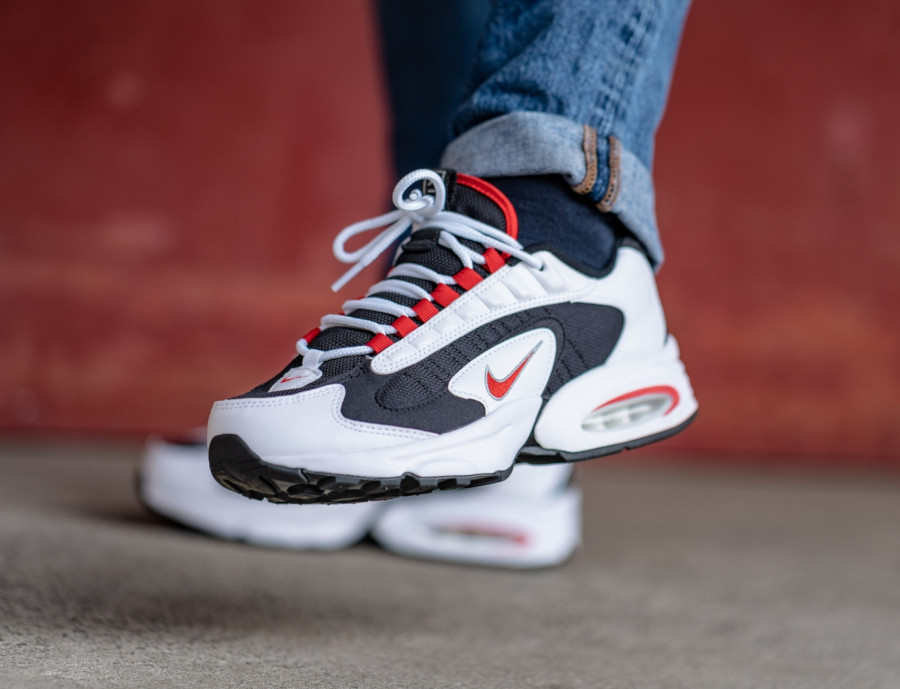 Review : que valent les Nike Air Max Triax 96 OG Red Royal