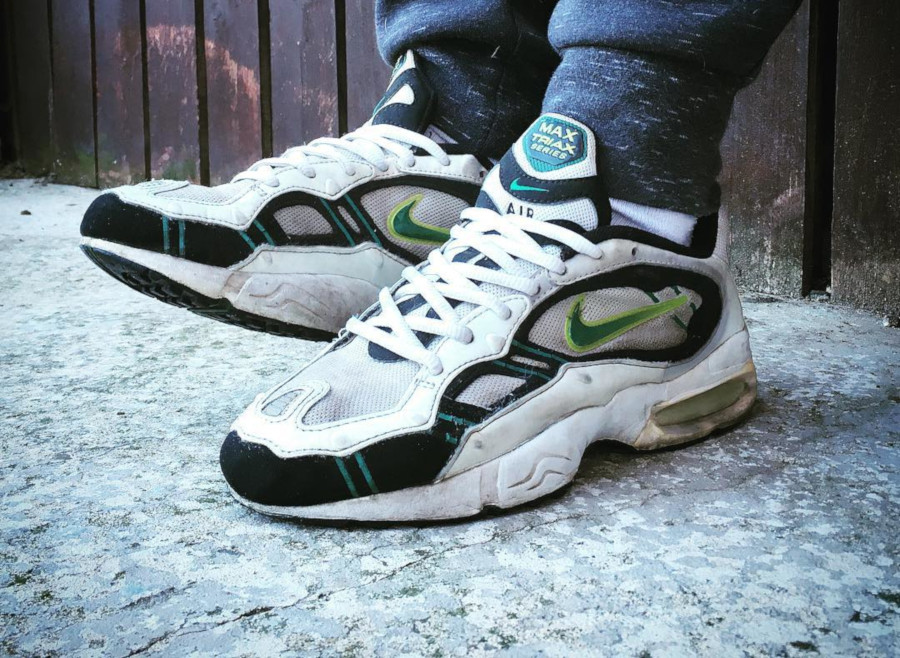 Nike Air Max Triax 98 - @pugsandkicks