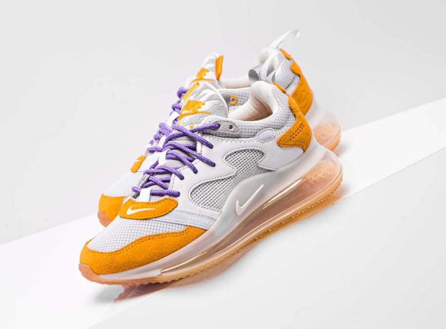 Nike Air Max 720 OBJ Canyon Gold Hyper Grape (3)