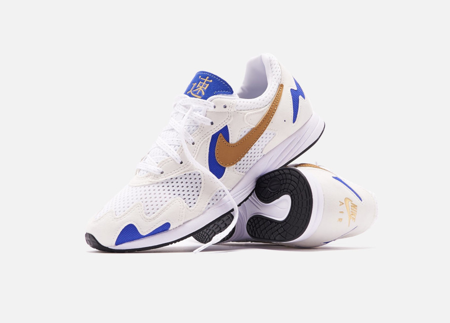 Nike Air Streak Lite OG 'Summit White Metallic Gold' (5)