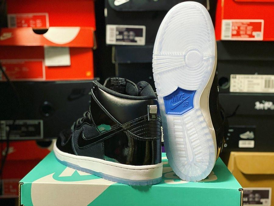 Nike Dunk High Pro 'SB Space Jam' (Black Varsity Royal) (4)