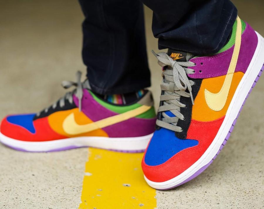 Nike Dunk Low SP Viotech Multicolor 2019 CT5050 (1)