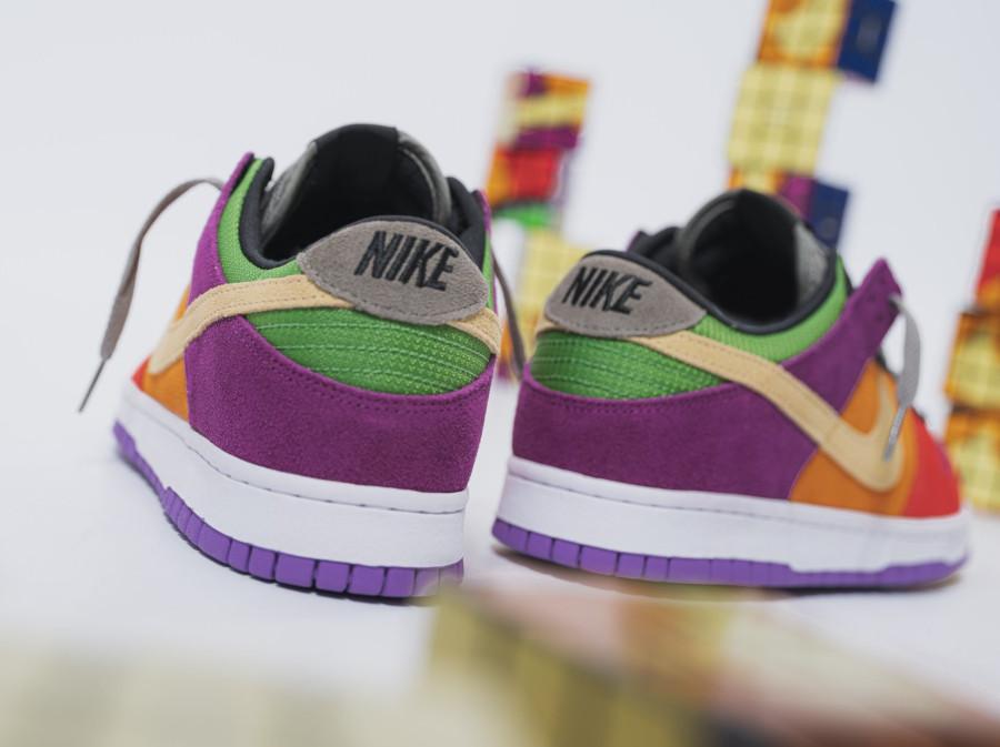 Nike Dunk Low SP Viotech rétro 2019 (1)
