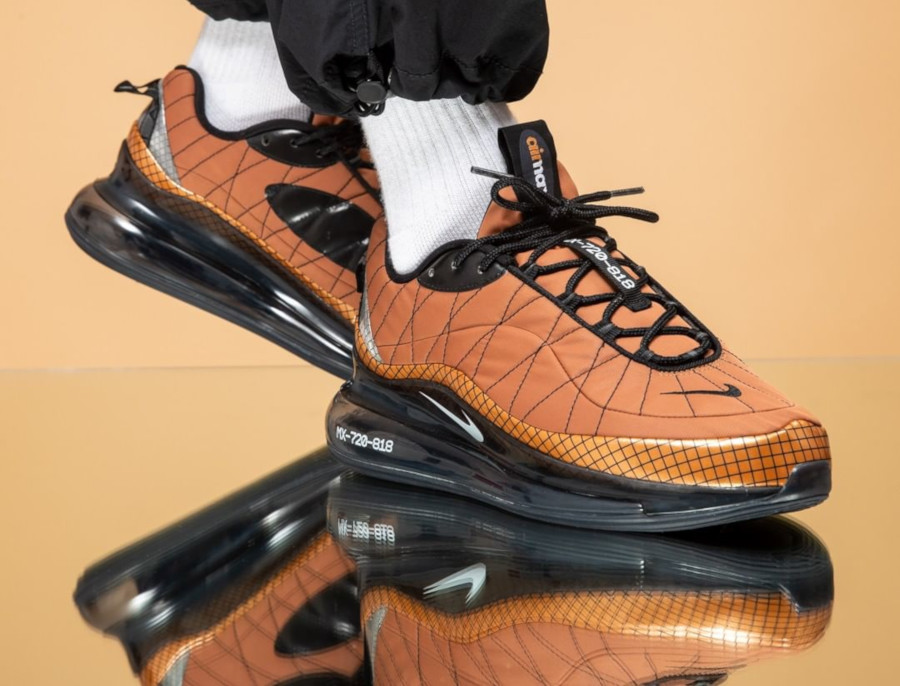 Nike MX-720-818 Metallic Copper (BV5841-800) (2)