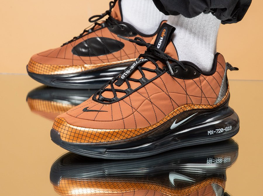 Nike MX-720-818 Metallic Copper (BV5841-800) (4)