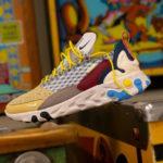 Nike React Sertu The 10TH 'Wolf Grey Teal Tint Pumice'
