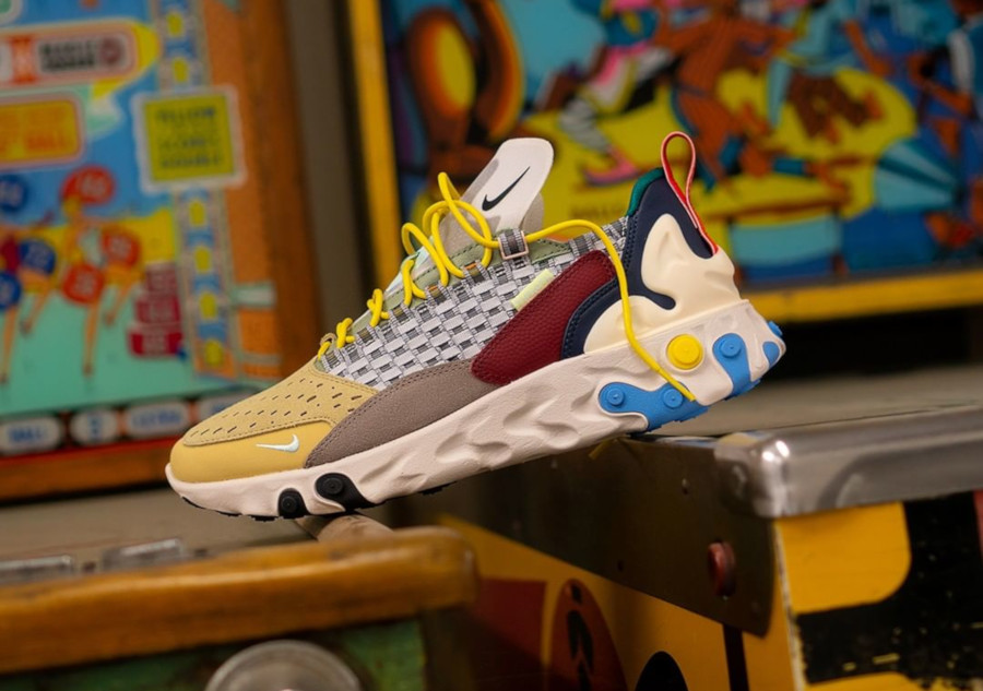 Nike React Sertu The 10TH Wolf Grey Teal Tint Pumice (1)