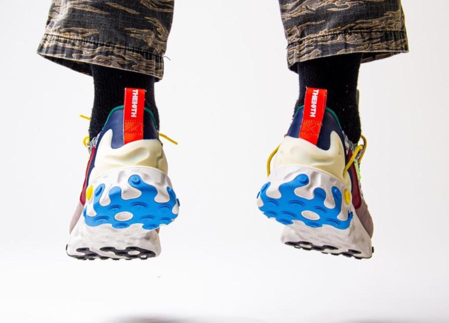 Nike React Sertu The 10TH Wolf Grey Teal Tint Pumice (3)