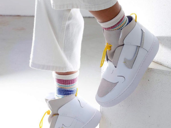 Nike Wmns Vandalised LX Chrome Yellow BQ3610 (couv)