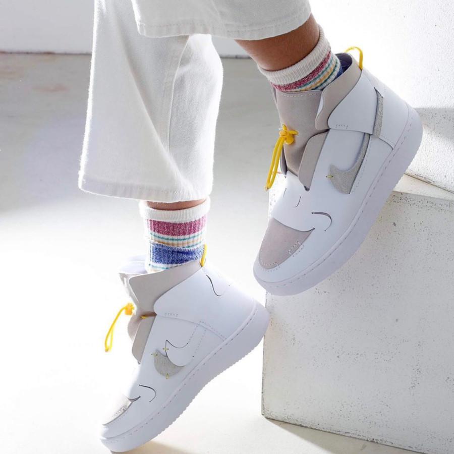 Nike Wmns Vandalised LX Chrome Yellow BQ3610