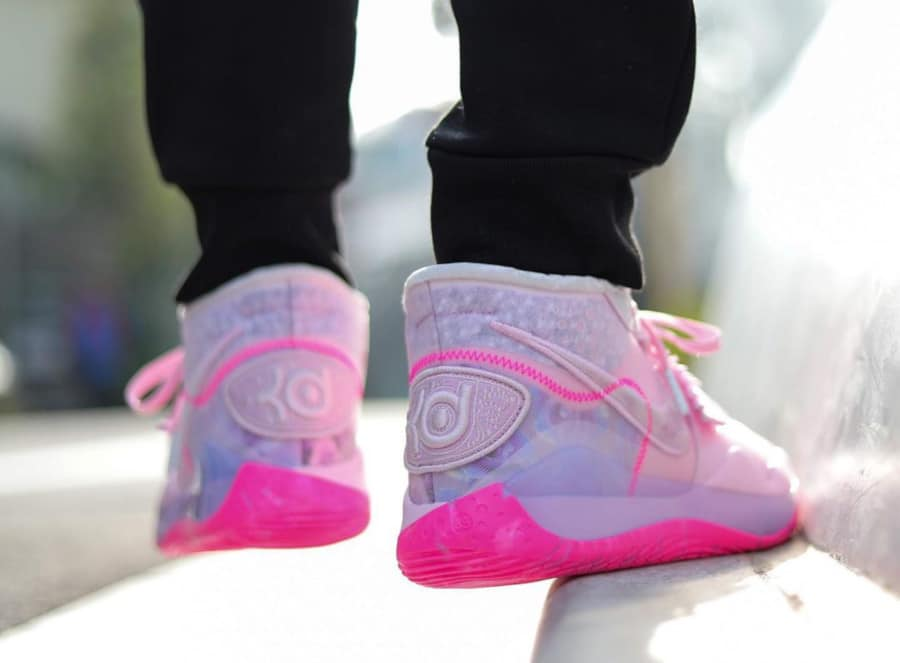 Nike Zoom KD12 'Aunt Pearl' ( Kay Yow Cancer Fund) (2)