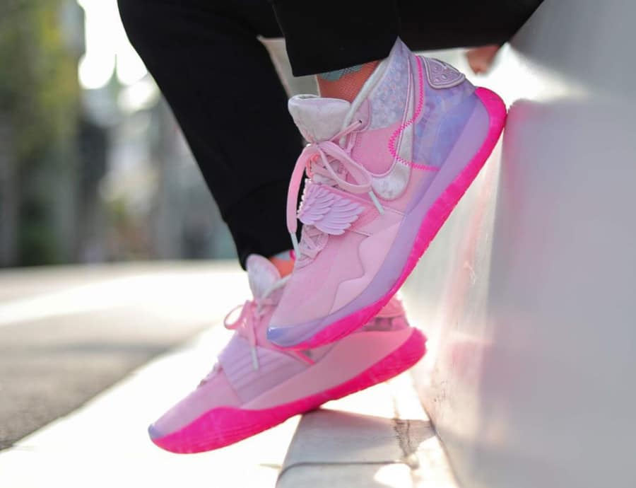 Nike Zoom KD12 'Aunt Pearl' ( Kay Yow Cancer Fund) (3)