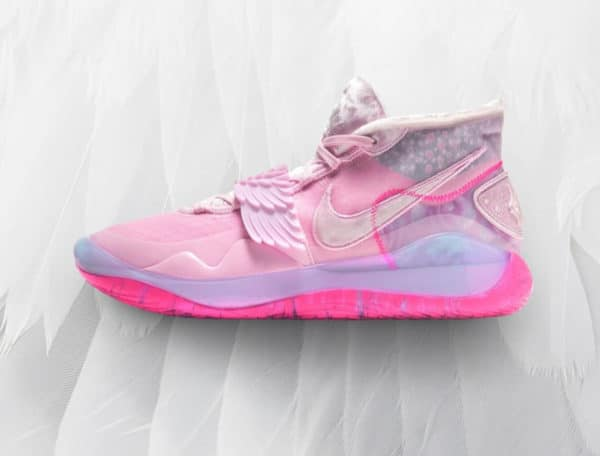 Nike Zoom KD12 'Aunt Pearl' What the AP CT2740-900
