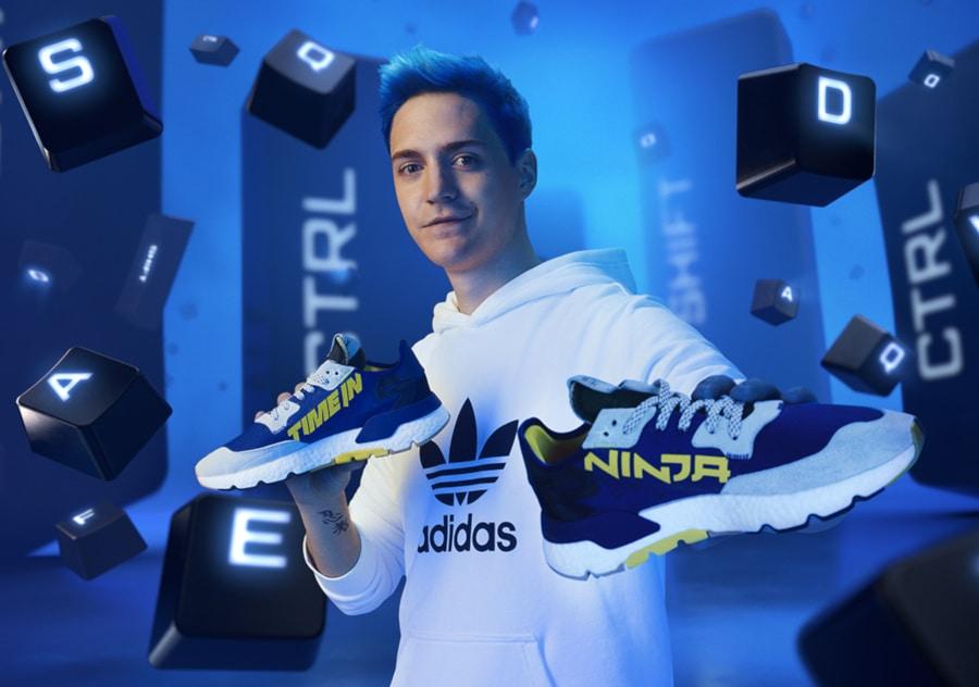 Ninja x Adidas Nite Jogger 'Time In' (1)