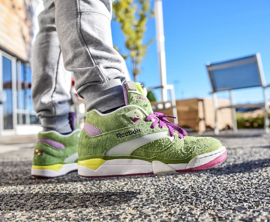 Packer Shoes x Reebok Pump Court Victory Wimbledon - @jayenvy