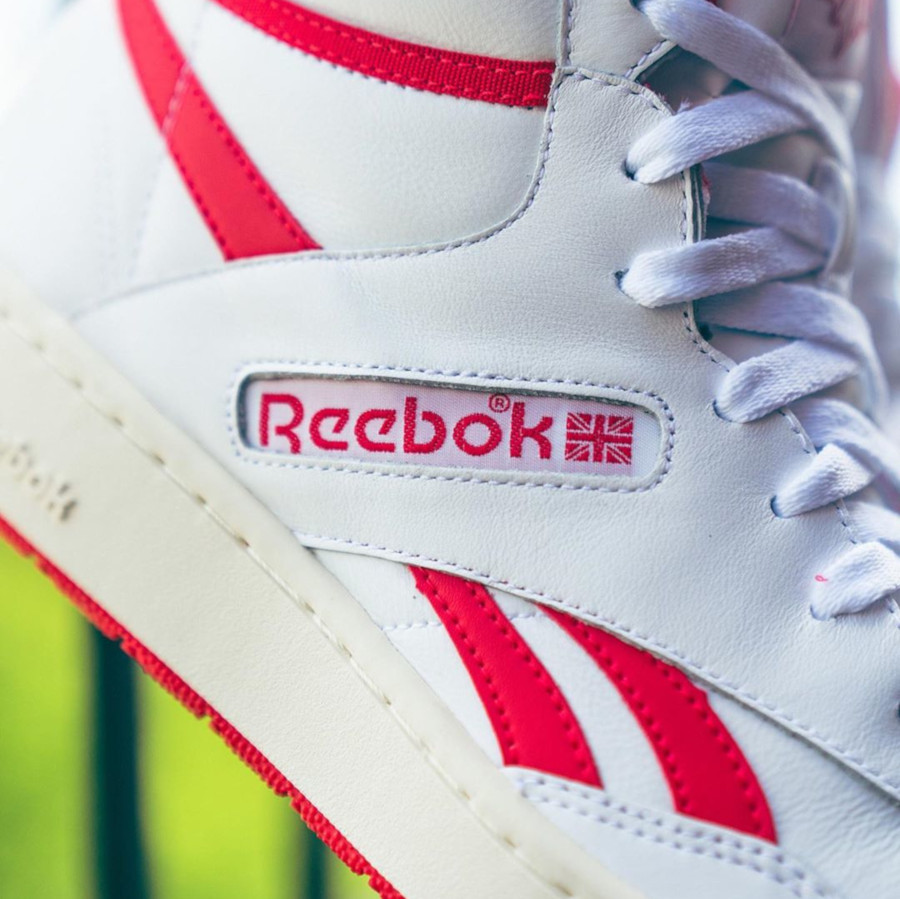 Reebok BB 4600 OG White Primal Red Retro 2019 (1-1)