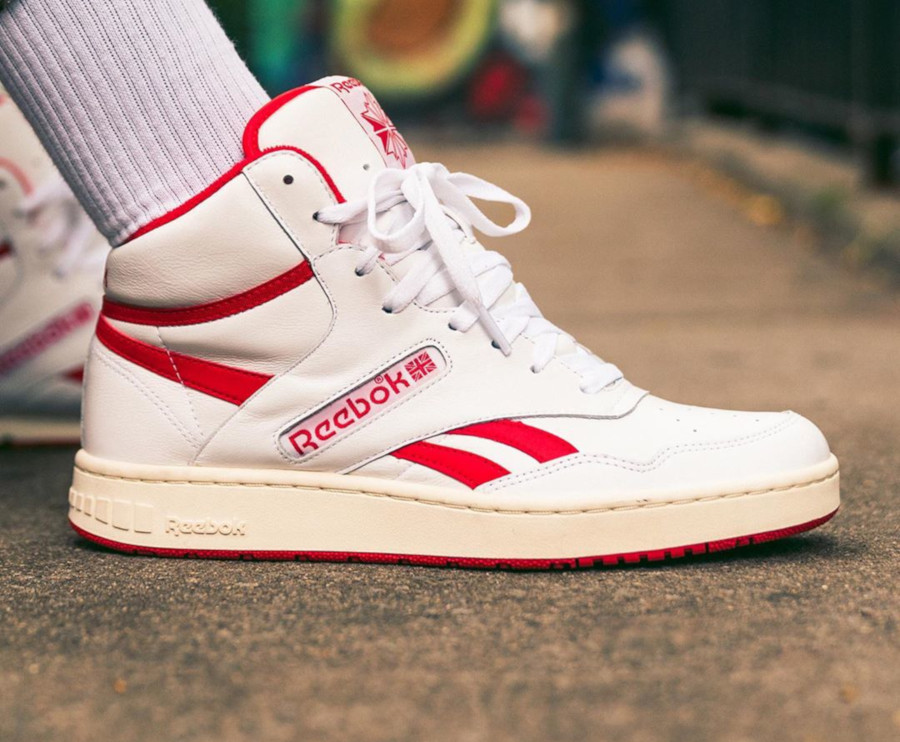 Reebok BB 4600 OG White Primal Red Retro 2019 (4)