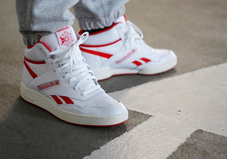 Reebok BB 4600 OG White Primal Red Retro 2019 (5)