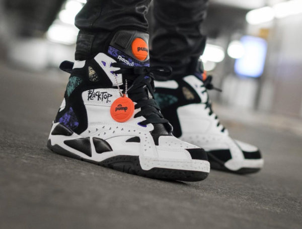 Reebok Pump 30th Anniversary