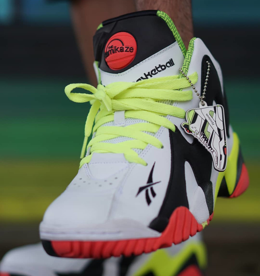 Reebok Pump Kamikaze 2 Twilight Zone - @sneak.pete