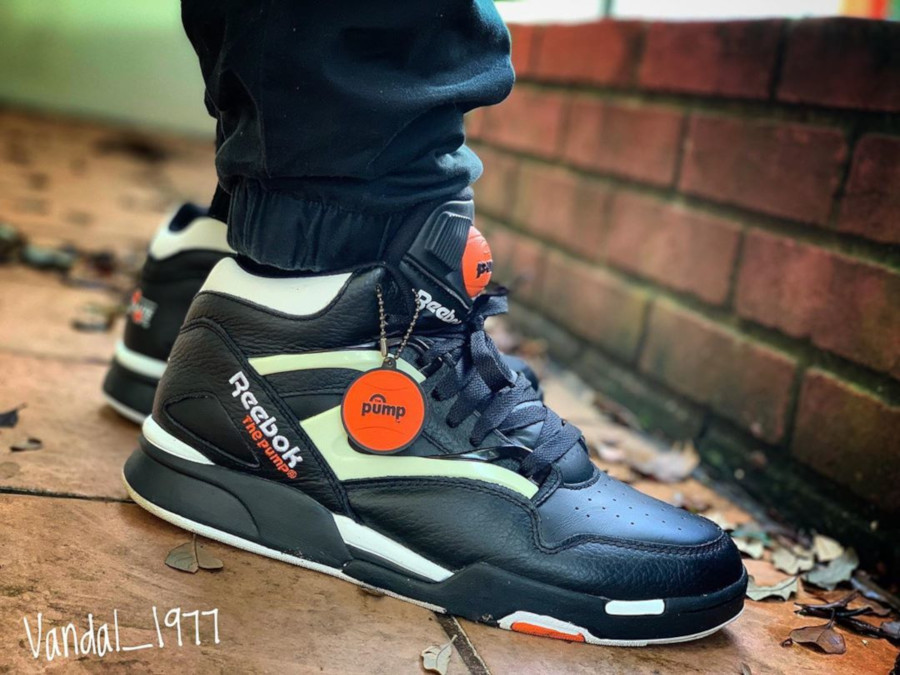 Reebok Pump Omni Lite Dee Brown Black - @vandal_1977