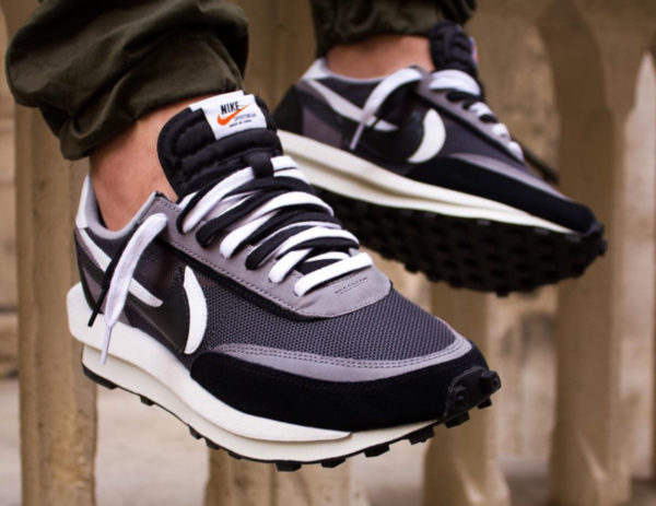 Sacai x Nike LDWaffle Black - @eggi_4