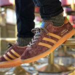 Adidas Originals Amsterdam OG 'Dust Rust Brown Mesa'