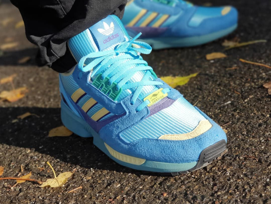 Adidas Consortium ZX 8000 Light Aqua (2019) - @toto_stahl