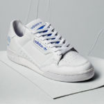 Adidas Continental 80 White Bluebird (World Famous For Quality)