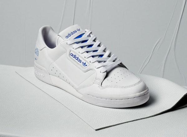 Adidas Continental 80 White Bluebird WFFQ FV3743