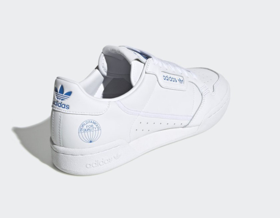 Adidas Continental 80 World Famous For Quality