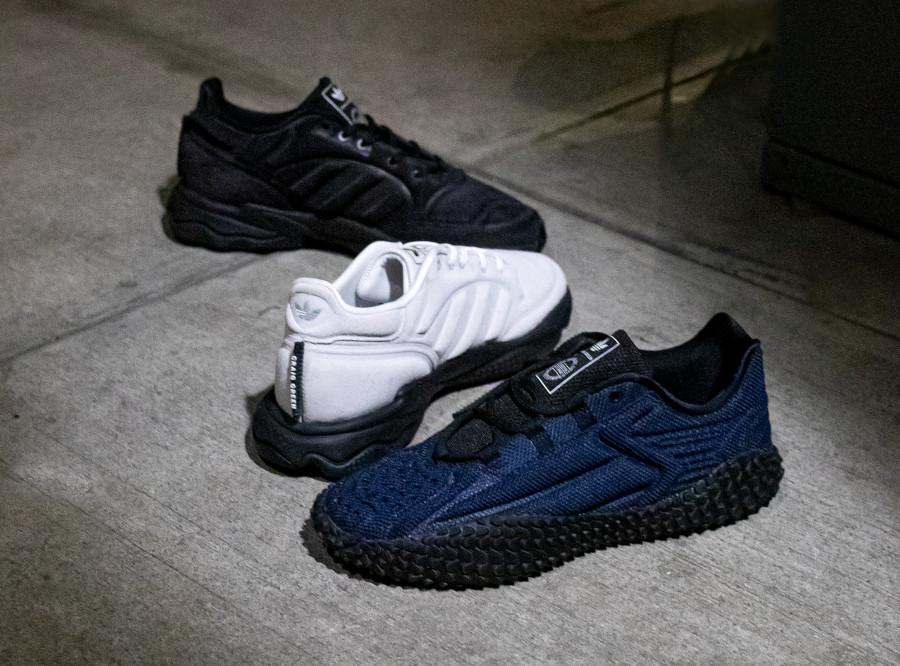 Avis : que valent les Adidas Kontuur 1 2 CG Craig Green SS20