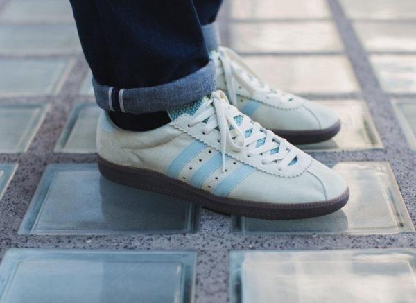 Adidas Padiham 2020 'Sand Green Tint' EF5712