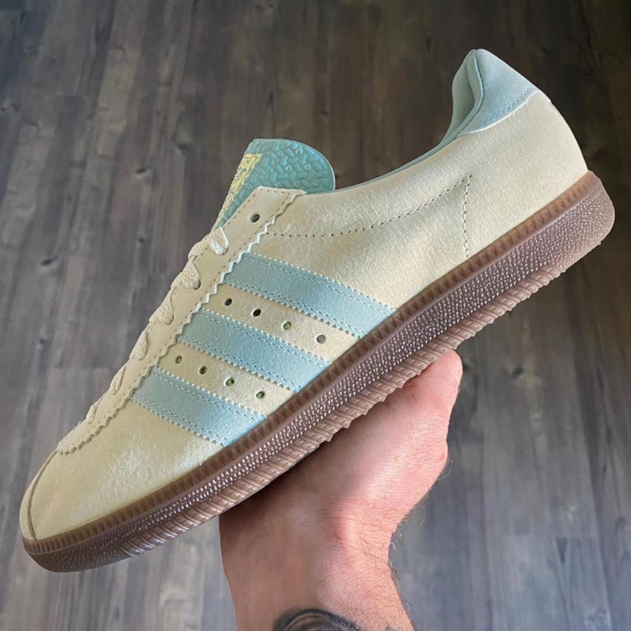 Adidas Padiham 'Sand Green Tint' (1)