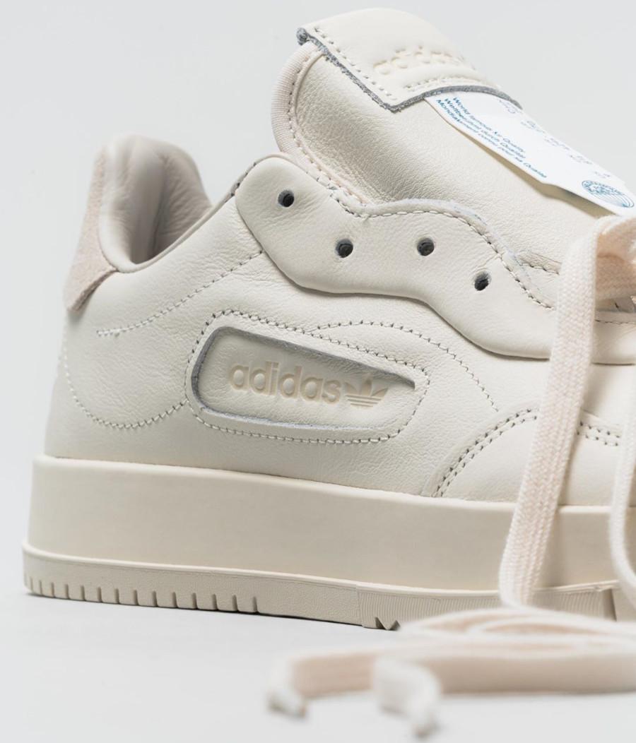 Adidas SC Premiere Off White (4)