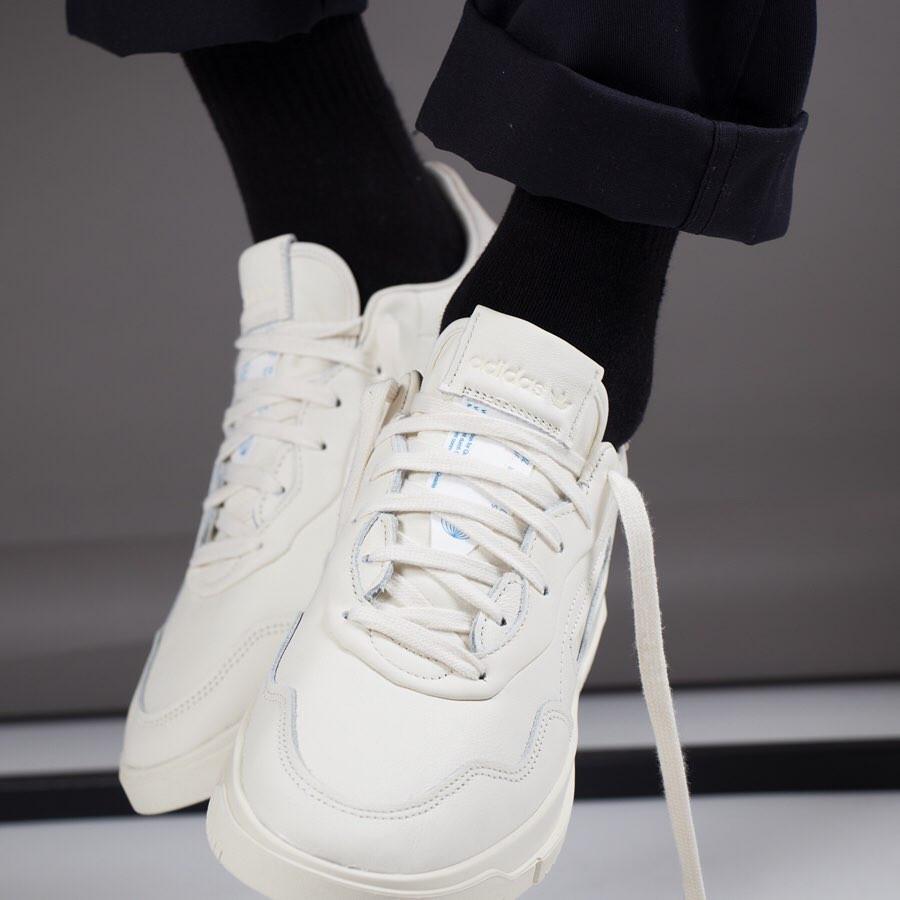 Adidas SC Premiere Off White (5)