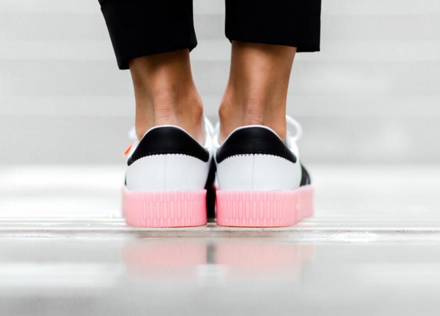 Adidas Sambarose W 'White Glory Pink' (Valentine's Day 2020) (1)