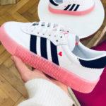 Adidas Sambarose W 'White Glory Pink' (Valentine's Day 2020)